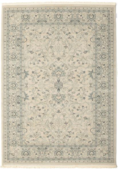 Ziegler Michigan - Grön/Beige Matta 160X230 Orientalisk Ljusgrå/Mörkbeige ( Turkiet)