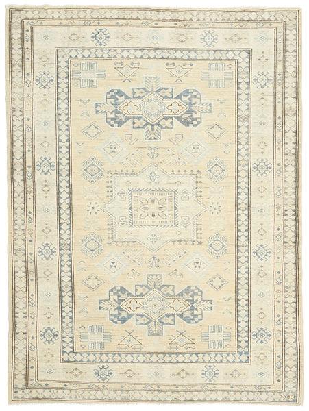 Ziegler Ariana Matta 151X205 Äkta Orientalisk Handknuten Beige/Mörkbeige (Ull, Afghanistan)