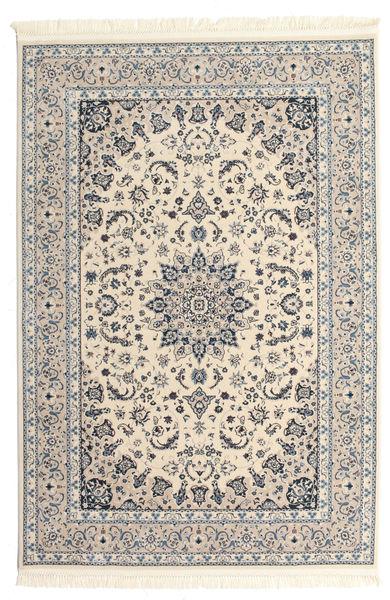 Nain Emilia - Beige/Blå Matta 160X230 Orientalisk Ljusgrå/Beige ( Turkiet)