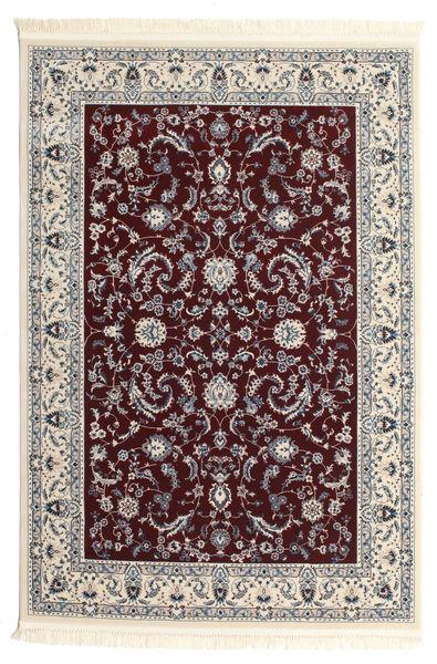 Nain Florentine - Mörk Röd Matta 200X300 Orientalisk Beige/Ljusgrå/Mörkbrun ( Turkiet)