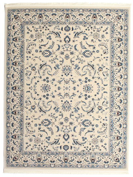Nain Florentine - Cream Matta 300X400 Orientalisk Beige/Ljusgrå Stor ( Turkiet)