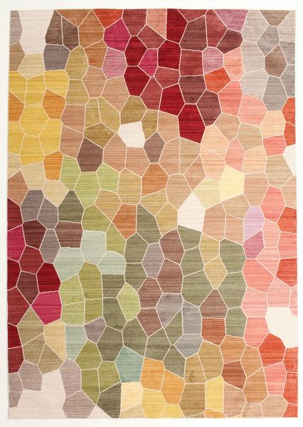 Play Of Colours Matta 200X300 Modern Mörkbeige/Mörkbrun ( Turkiet)