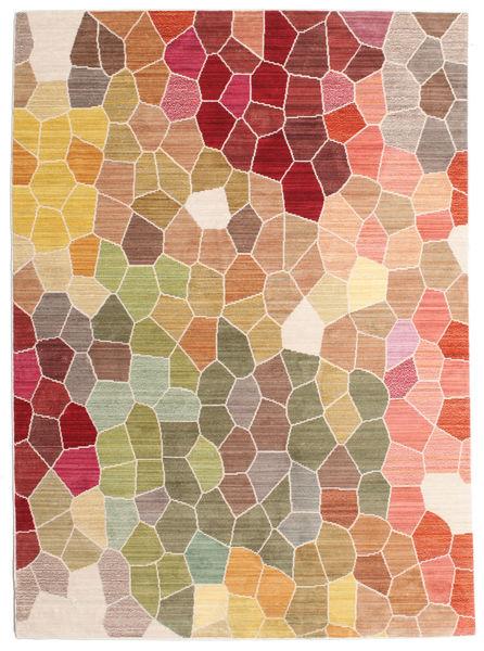 Play Of Colours Matta 140X200 Modern Mörkbeige/Mörkbrun ( Turkiet)