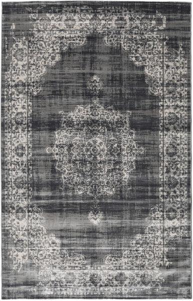 Jinder - Anthracite/Ljusgrå Matta 200X300 Modern Mörkgrå/Ljusgrå ( Turkiet)