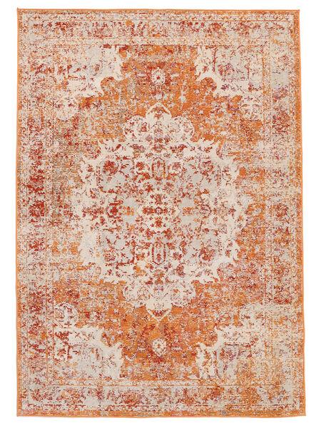 Nadia - Orange Matta 160X230 Modern Ljusbrun/Brun ( Turkiet)