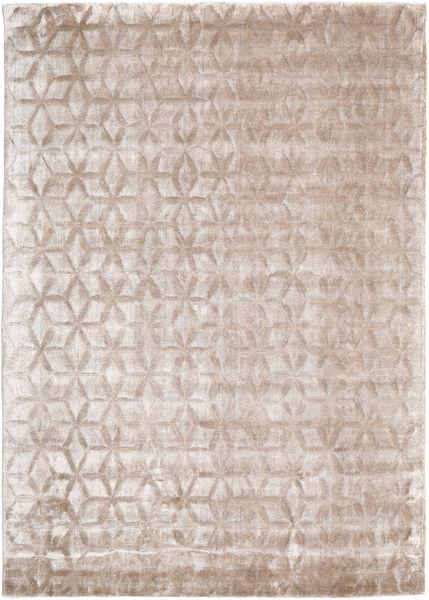 Diamond - Soft_Beige Matta 140X200 Modern Ljusgrå/Vit/Cremefärgad ( Indien)