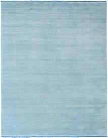 Handloom Fringes - Ljusblå Matta 200X250 Modern Ljusblå (Ull, Indien)