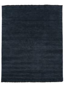 Handloom Fringes - Mörkblå Matta 250X300 Modern Mörkblå/Blå Stor (Ull, Indien)