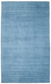 Handloom Fringes - Ljusblå Matta 300X500 Modern Ljusblå Stor (Ull, Indien)