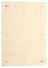 Gabbeh Loom Frame - Naturvit Matta 160X230 Modern Beige/Mörkbeige (Ull, Indien)
