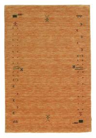 Gabbeh Loom Frame - Orange Matta 120X180 Modern Roströd/Mörkröd (Ull, Indien)