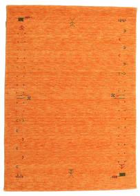 Gabbeh Loom Frame - Orange Matta 140X200 Modern Orange (Ull, Indien)