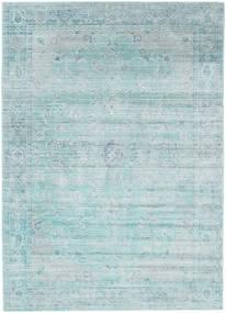Maharani - Blå Matta 160X230 Modern Ljusblå/Turkosblå ( Turkiet)