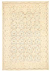Ziegler Ariana Matta 174X266 Äkta Orientalisk Handknuten Beige/Mörkbeige (Ull, Afghanistan)