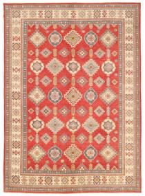 Kazak Matta 332X463 Äkta Orientalisk Handknuten Röd/Roströd Stor (Ull, Pakistan)