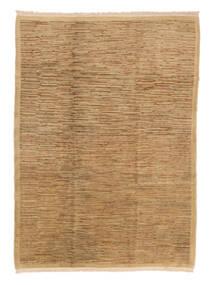 Usak Matta 175X245 Äkta Orientalisk Handknuten Ljusbrun/Mörkbeige (Ull, Turkiet)