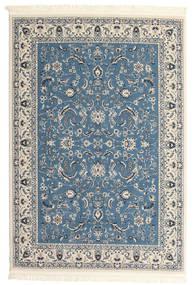 Nain Florentine - Ljusblå Matta 160X230 Orientalisk Ljusgrå/Beige/Mörkblå ( Turkiet)