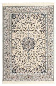 Nain Emilia - Beige/Blå Matta 200X300 Orientalisk Ljusgrå/Beige ( Turkiet)