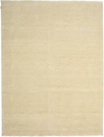 Himalaya Bambu Silke Matta 271X362 Äkta Modern Handknuten Beige/Mörkbeige Stor ( Indien)