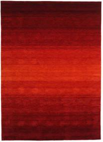 Gabbeh Rainbow - Röd Matta 210X290 Modern Mörkröd/Roströd (Ull, Indien)
