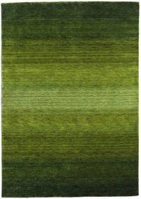 Gabbeh Rainbow - Grön Matta 160X230 Modern Mörkgrön/Olivgrön (Ull, Indien)
