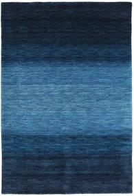Gabbeh Rainbow - Blå Matta 160X230 Modern Mörkblå/Blå (Ull, Indien)