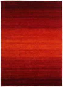 Gabbeh Rainbow - Röd Matta 240X340 Modern Mörkröd/Roströd (Ull, Indien)