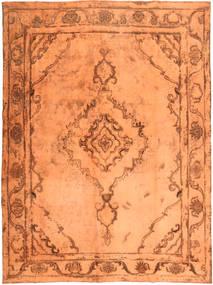 Colored Vintage Matta 280X375 Äkta Modern Handknuten Orange/Brun Stor (Ull, Persien/Iran)