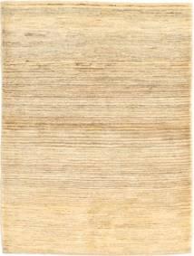 Gabbeh Persisk Matta 105X140 Äkta Modern Handknuten Beige/Ljusbrun (Ull, Persien/Iran)