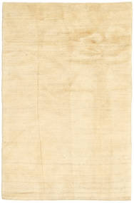 Gabbeh Persisk Matta 100X156 Äkta Modern Handknuten Beige/Mörkbeige (Ull, Persien/Iran)