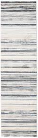 Layered - Grå/Beige Matta 80X300 Modern Hallmatta Ljusgrå/Vit/Cremefärgad ( Turkiet)