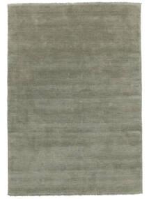 Handloom Fringes - Soft Teal Matta 160X230 Modern Ljusgrön (Ull, Indien)