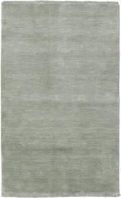 Handloom Fringes - Soft Teal Matta 100X160 Modern Ljusgrå/Ljusgrön (Ull, Indien)