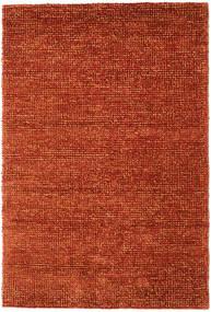 Manhattan - Rost Matta 250X350 Modern Röd/Orange/Mörkröd Stor ( Indien)