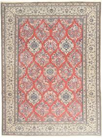Nain 9La Matta 248X333 Äkta Orientalisk Handknuten (Ull/Silke, Persien/Iran)