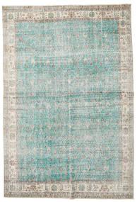 Taspinar Matta 207X300 Äkta Orientalisk Handknuten Ljusgrå/Turkosblå (Ull, Turkiet)