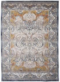 Minna - Guld Matta 142X206 Modern Ljusgrå/Rosa ( Turkiet)