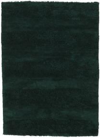 New York - Mörkgrön Matta 170X240 Modern Mörk Turkos (Ull, Indien)