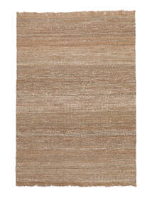 Utomhusmatta Sahara Jute Matta 170X240 Äkta Modern Handvävd Ljusgrå/Beige (Jutematta Indien)