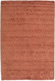 Soho Soft - Terracotta Matta 140X200 Modern Röd/Mörkröd (Ull, Indien)