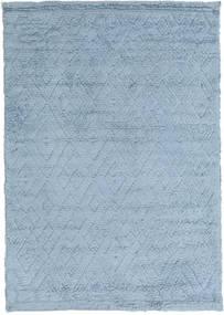 Soho Soft - Sky Blå Matta 170X240 Modern Blå/Mörkblå (Ull, Indien)