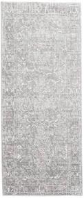 Maharani - Grå Matta 80X200 Modern Hallmatta Ljusgrå/Vit/Cremefärgad ( Turkiet)