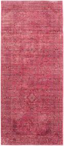 Maharani - Röd Matta 80X200 Modern Hallmatta Roströd/Rosa ( Turkiet)