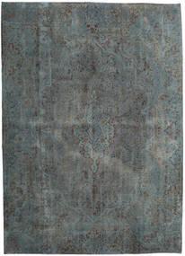 Vintage Heritage Matta 299X419 Äkta Modern Handknuten Blå/Mörkgrå Stor (Ull, Persien/Iran)