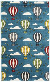 Balloons Matta 100X160 Modern Mörkblå/Blå ( Turkiet)