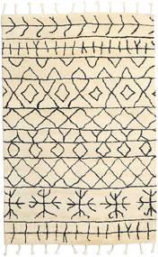 Moss Berber - Natural Matta 180X275 Äkta Modern Handknuten Beige (Ull, Indien)