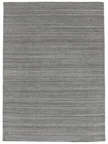 Utomhusmatta Petra - Dark_Mix Matta 200X300 Äkta Modern Handvävd Ljusblå/Mörkgrå ( Indien)
