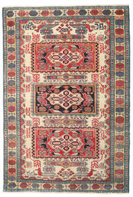 Ardebil Patina Matta 105X157 Äkta Orientalisk Handknuten Mörkgrå/Brun (Ull, Persien/Iran)