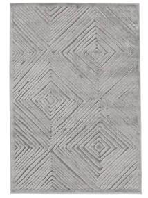 Tuscany - Grå Matta 100X160 Modern Ljusgrå/Mörkgrå ( Turkiet)