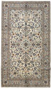Keshan Matta 145X253 Äkta Orientalisk Handknuten Mörkgrå/Ljusgrå (Ull, Persien/Iran)